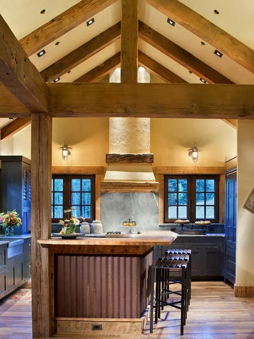 Barn Tin Houzz