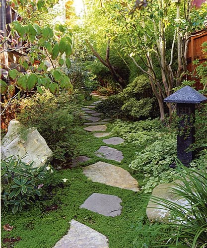 Narrow Side Yard Home Design Ideas, Pictures, Remodel and ... on Narrow Yard Ideas  id=85040