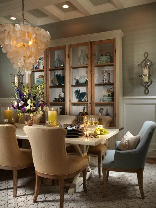 Candle Sconces Design Ideas & Remodel Pictures | Houzz on Dining Room Sconce Idea id=17763