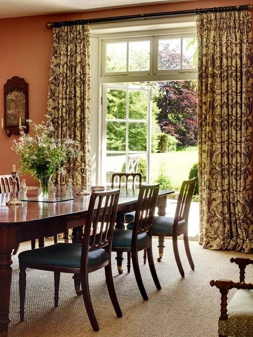 Dining Room Curtains | Houzz on Dining Room Curtain Ideas  id=92583