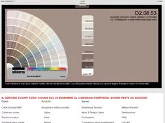 Scopri la cartella colori ncs la cartella colori ncs è una cartella generale per i colori realizzabili a tintometro. Pareti Tortora