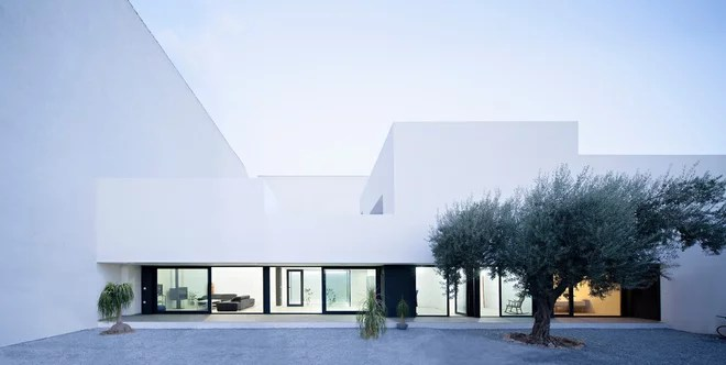 Contemporáneo Fachada by DTR_studio arquitectos