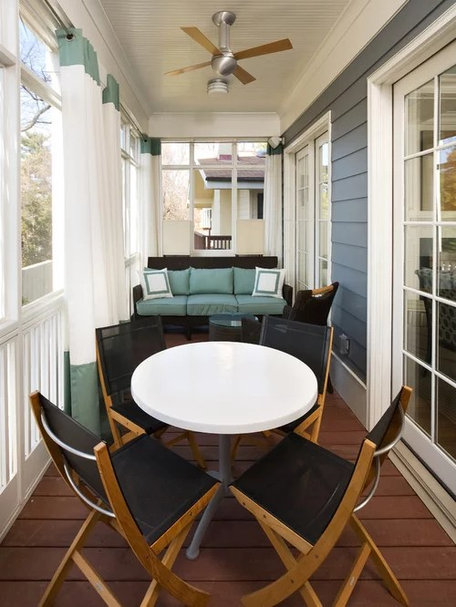 Narrow Sunroom Home Design Ideas Pictures Remodel And Decor