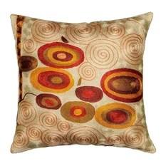 Lacoste 12 X 22 Chili Pepper Color Block Decorative Pillow