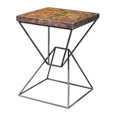 Uttermost 25700 Naveen Modern Accent Table