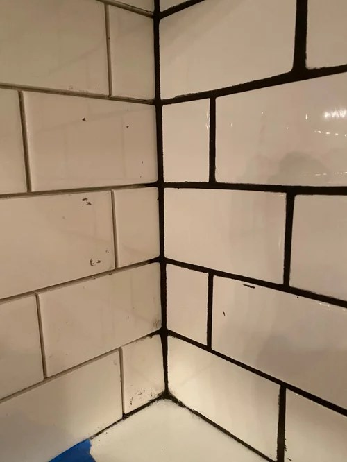 advice on subway tile grout