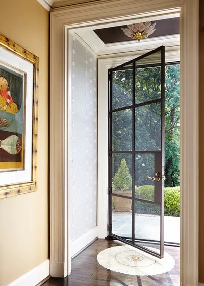 Transitional Entry by Stuart Pliner Design