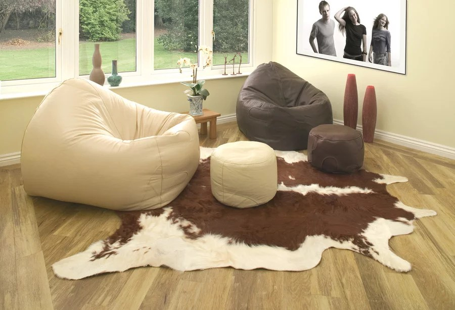 luxury leather beanbags and leather