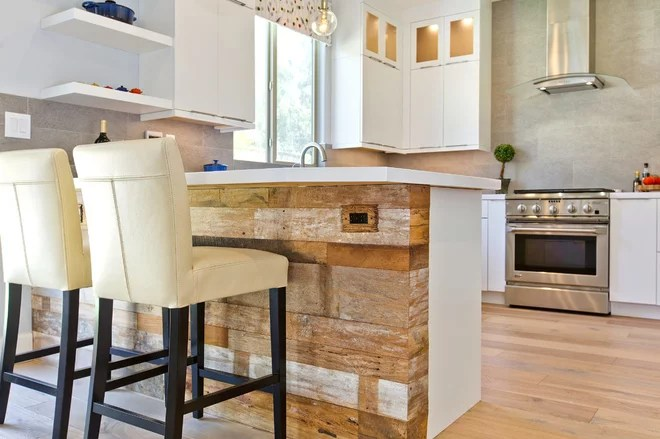 Transitional Kitchen by TaylorPro Design & Remodeling