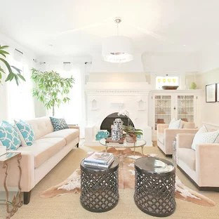 Taupe And Turquoise Houzz