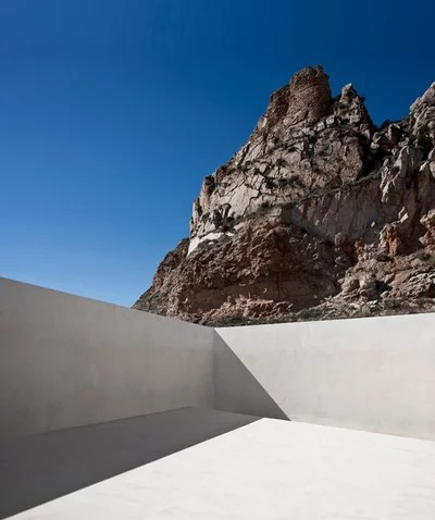 Contemporáneo Patio by Fran Silvestre Arquitectos