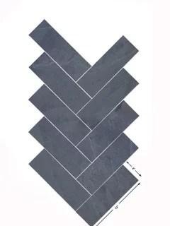 slate tile 3x12