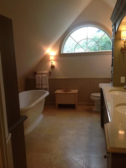 Early American Bathrooms Houzz