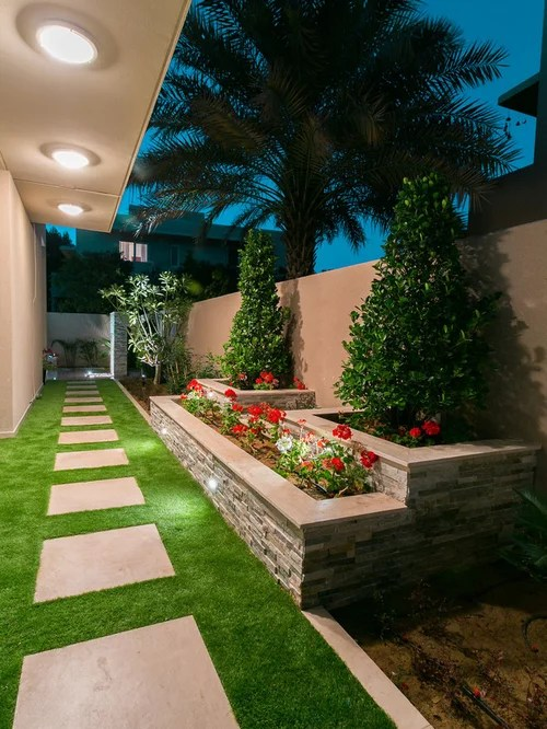 11,147 Side Yard Landscape Design Ideas & Remodel Pictures ... on Side Yard Designs  id=69593