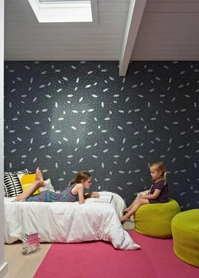 Retro Dormitorio infantil by Flegel's Construction Co., Inc.