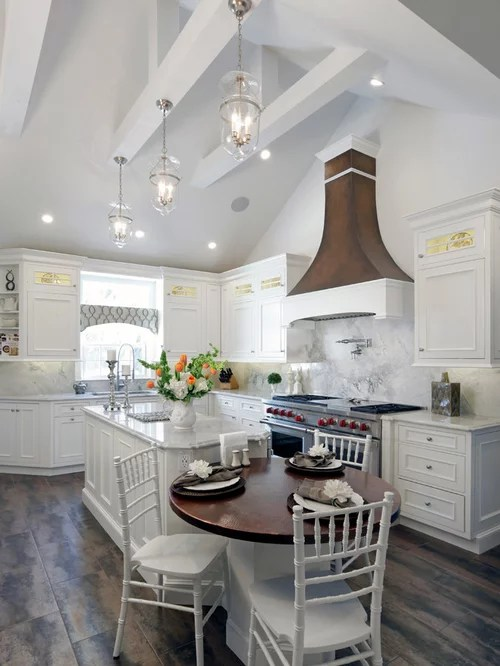 L Shaped Country Kitchen Designs