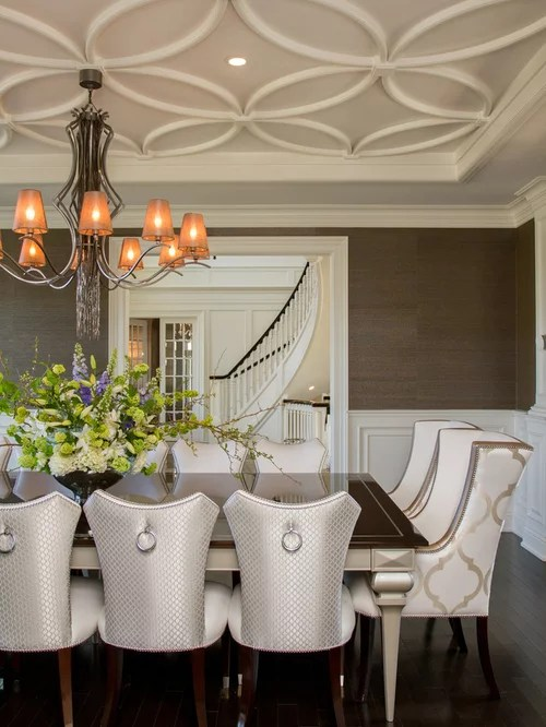 Formal Dining Room Ceilings Home Design Ideas, Pictures ... on Dining Table Ceiling Design  id=47365