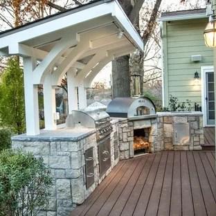 Deck Pergola Ideas | Houzz on Deck Inspiration  id=27052