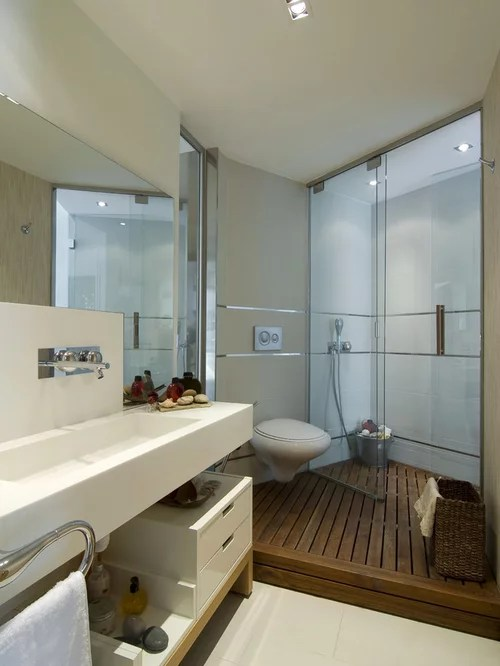 Small Modern Bathroom Home Design Ideas, Pictures, Remodel ...