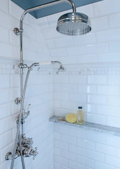 Polish Nickel Shower Fixtures