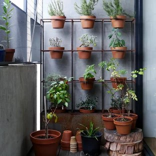 75 Beautiful Industrial Balcony Pictures Ideas January 2021 Houzz