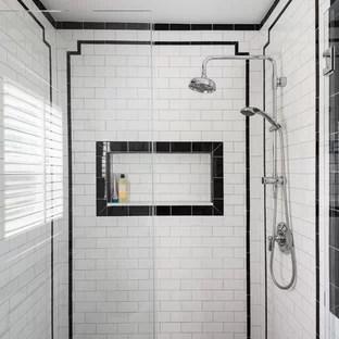 mid century modern bathroom pictures
