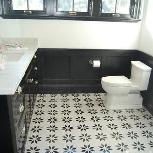 warm tile floor houzz