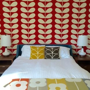 75 Beautiful Red Bedroom Pictures Ideas October 2020 Houzz