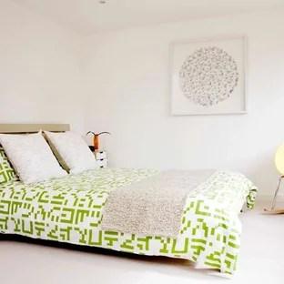 Lemon Yellow Bedroom Houzz