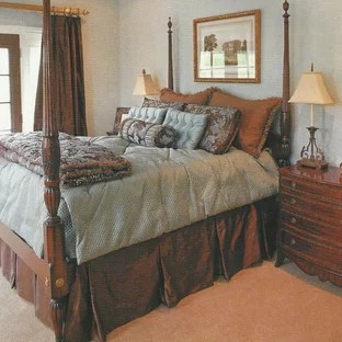 blue and brown bedroom ideas and photos
