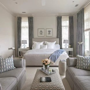 transitional master bedroom pictures