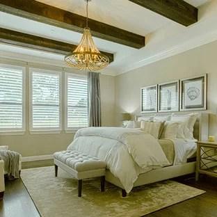 Dark Floor Bedroom Ideas And Photos Houzz