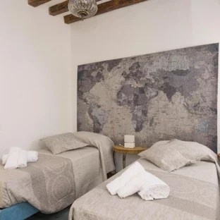 75 Beautiful Turquoise Floor Bedroom Pictures Ideas January 2021 Houzz