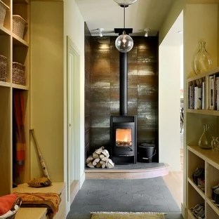 tile behind stove houzz