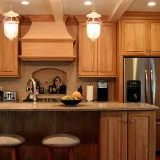 Red Oak Kitchen Cabinet Houzz