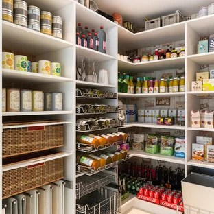 75 Beautiful Modern Kitchen Pantry Pictures Ideas January 2021 Houzz