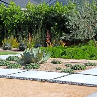 75 beautiful modern decomposed granite