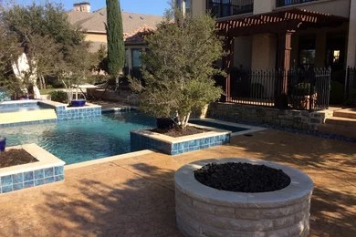 bmr pool and patio project photos