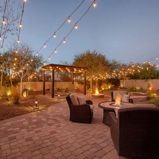 75 Beautiful Southwestern Outdoor Design With A Pergola Houzz Pictures Ideas January 2021 Houzz