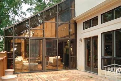 patio enclosures project photos