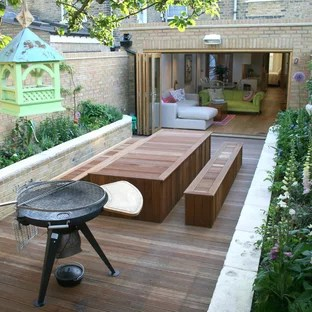 flat deck ideas houzz