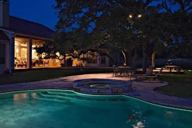 outdoor lighting perspectives of