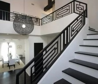 Modern Steel Staircase Houzz | Modern Steel Staircase Design | Small House | Beautiful | Handrail | Solid Steel | Gallery