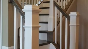 Best 15 Stair And Railing Contractors In Cincinnati Oh Houzz   Stairs And Railings Near Me   Stair Case   Stair Parts   Wood   Concrete Steps   Iron Balusters