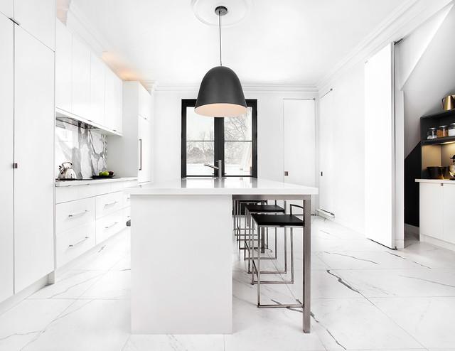 East Annex Kitchen Contemporary Toronto Palmerston