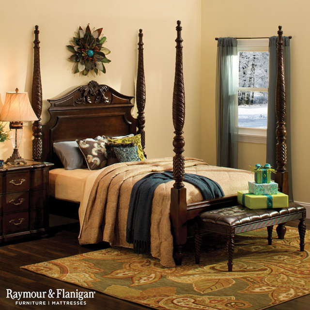 belmont bedroom collection - traditional - bedroom - new york - by