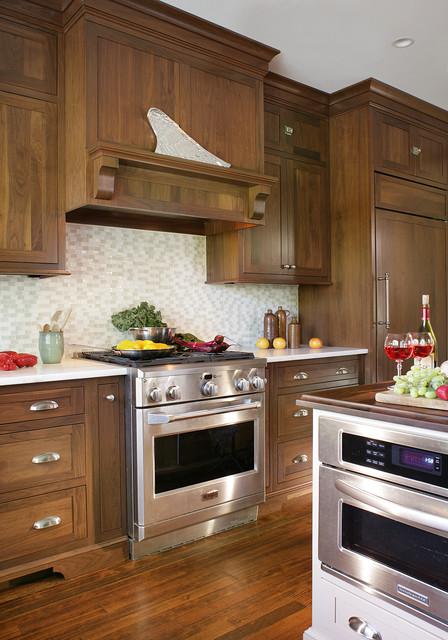 Maple Cabinetry ContemporaryFarmhouse Style
