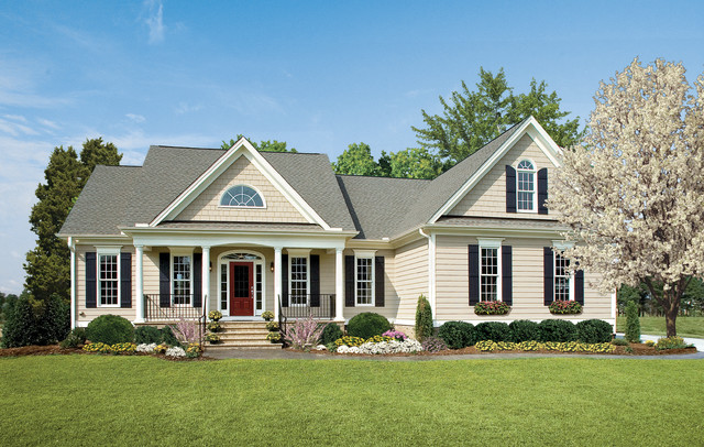 One-Story Ranch Style Home Plans From Don Gardner