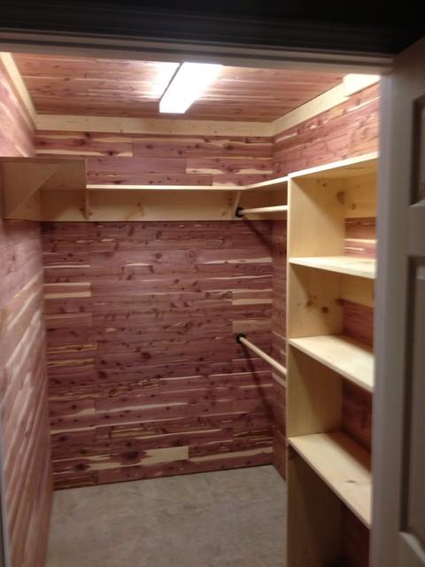 Cedar Closet Traditional Closet Atlanta By A C J