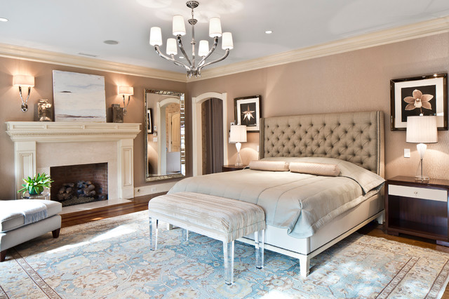 Armonk Luxurious Master Bedroom Suite Traditional  Houzz Traditional Master Bedrooms  Bedroom Style Ideas. Houzz Traditional Bedrooms